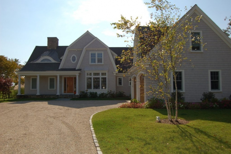 Custom built home, outstanding architectural details, by Lagadinos Building and Design